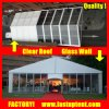 15X20m Glass Wall Event Party Marquee Wedding Tent