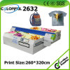 Cmyk Flatbed Printing Machine for All Kinds of Flat Material