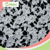 Garment Accessories Fabric 100 % Polyester Chemical Powernet Lace Fabric