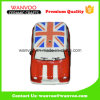 Ceramic Cartoon Car with Customized Decoration UK National Flag