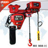1.5t Low-Headroom Electric Chain Hoist Lift with Hook
