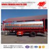 3 Axles Capacity 40 Cbm Frame Tank Trailer