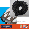 Roof and Gutter Deicing Heating Cable