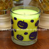 Lovely Scented Soy Glass Candle