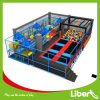 Kids Indoor Playground, Indoor Soft Playground Amusement with Trampoline