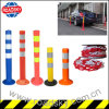 Road Security Flexible Car Parking Post Traffic Bollard