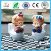 Polyresin/Resin Craft Bobble Head Dolls Car Interior Decoration