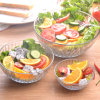 Wholesale Flint Glass Bowl Salad Glass Bowl