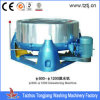 High Efficiency Centrifugal Hydro Extractor & Automatic Dewater Machine for Fabric