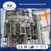 PLC Control Level Glass Installed Beer Bottling Machine for Swing Stopper
