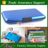 2014 Christmas Stocking Aluminum Wallet/RFID Blocking Wallet Case (LFC-9001R)