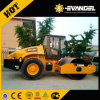 Road Roller Compactor Xs163j Rubber Tire Road Roller