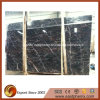 Imported Lauren Black Marble Slabs for Tombstone Slab/Countertop