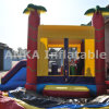 Inflatable Cheer Amusement Jungle Themed Bouncer