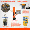 Automatic Robot Coating Systems (Gun mover machine)