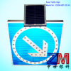 Solar Traffic / Road Sign with High Brightness LED Flashing Beads