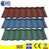 Color Stone Coated Flat Shingle Tile Price