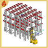 Heavy Duty Warehouse Steel Storage Drive in Rack System