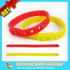 Special Adjustable Silicone Wristband with (TH-67)