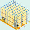 Palletized Storage Drive in Rack System