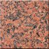 Natural Stone Granite Tian Shan Red Slabs for Tiles and Countertops