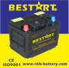 12V 45ah Automotive Battery Vehicle Lead Acid Dry Charged Car Battery DIN45 54549/54519