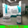 Aluminum Custom Exhibition Stand with Free Design