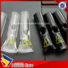 Black Glass Filter Tip with Gold Logo Customized