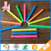 Nature Color Slender Nylon ABS Solid Engineering Plastic Round Rod / Plastic Bar