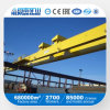 Double Trolley Overhead Travelling Crane for Steel Pipe Plant