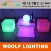 Warm Light LED Living Room Cube Furniture