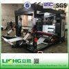 2 Colors Double Face Flexo Printing Machine for Handle Bag Printing