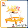 Plastic Kids Children Toys 8 Wheels Baby Walker with Musics
