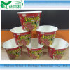 Personalized Customized Instant Noodles Paper Bowl with Colourful Printing