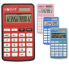 12 Digits Dual Power Mini Size Pocket Calculator with Various Optional Colors (LC360)