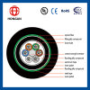 6 Core Buried Outdoor Fiber Optic Cable of Wire G Y F T A53