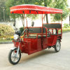 Classical Passenger Tricycle with High Load Capacity