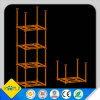 Stackable Steel Post Pallet for Warehouse Storage