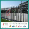 Welded Steel Picket Fence/Iron Fence/Welded Wire Fence Mesh Panel