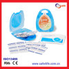 Mini Plastic Plaster Kit Box for Medical Gift