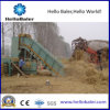 Semi-Automatic Straw Baling Machine