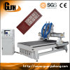 1325 Vacuum Table, 3 Spindle, Auto Tool Change Wood Door CNC Router