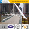 Pipe Truss Pre Engineering Steel Structure Arch Bridge Cost