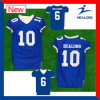 Healong Hot Sale New Sublimation American Rugby Jersey with High Quality