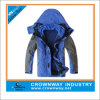 Mens Winter Waterproof Polyester Windbreaker Jacket, Winter Jacket
