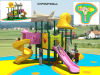 Play Equipment with Slide, Playground Slide (BH04201)