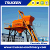 Horizontal Forced Type Concrete Mixer Construction Equipment