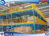 Painted or Galvanized Steel Structure Platform (SSW-SPF-011)