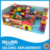 Plastic Indoor Playground for Children (QL-3060B)