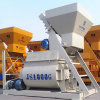 Twin Shaft Stationary Electric Mini Concrete Mixer (Js1000)